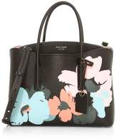 Kate Spade Margaux Brush Bloom Large Satchel