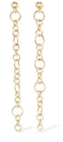 Elizabeth and James Selene Gold-plated Earrings