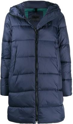 Blauer Hooded Padded Coat
