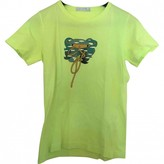Ballantyne Green Cotton Top for Women