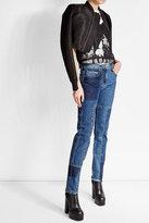 McQ Patchwork Jeans