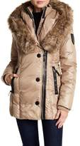 Rudsak Faux Fur Trim Sandra Coat