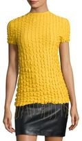 Helmut Lang Baby Ruffle Top
