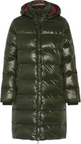 Duvetica Deneb quilted shell down coat