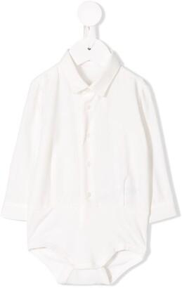 Il Gufo Polo Shirt Romper