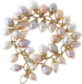 Tamara Comolli Pastel Pearl Grapes Bracelet