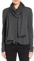 Eileen Fisher Women's Stripe Merino Knit Scarf