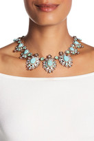 Marchesa Drama Collar Necklace