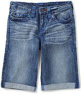 True Religion Big Boys 8-20 Geno Super T Denim Shorts