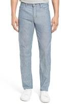 Raleigh Denim 'Graham' Slim Fit Jeans (Light Blue)