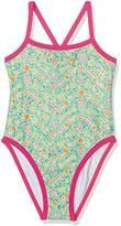 Absorba Girl's Jungle Beach Mkf Swimsuit