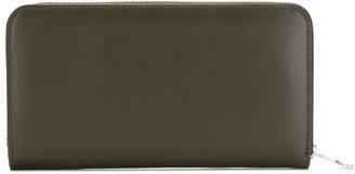 AMI Paris Large Zipped Wallet