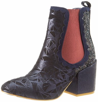 Irregular Choice Women's Kings Road Chelsea Boots