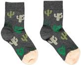 Hansel from Basel Cactus Socks