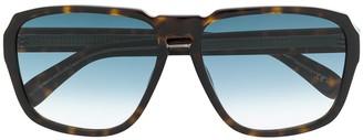 Givenchy Thick Tortoiseshell Glasses