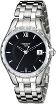 Tissot Women's TIST0722101105800 T-Lady Analog Display Quartz Silver Watch