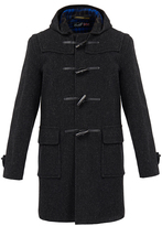 Gloverall Morris Dark Grey Classic Duffle Coat