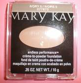 Mary Kay Creme-to-Powder Foundation ~ Ivory 5 (Formerly 2) - NEW Formula! by