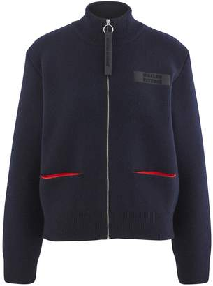 MAISON KITSUNÉ Zipped jumper
