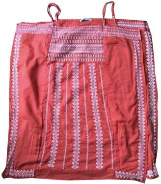 Gat Rimon Red Cotton Dresses