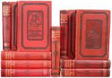 One Kings Lane Vintage Journeys Through Bookland, Set of 10