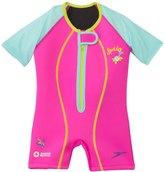 Speedo Girls' UPF 50+ Thermal Suit (2T10) - 8126414