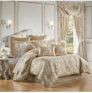 J Queen New York Sandstone King 4Pc. Comforter Set Bedding