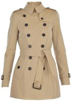 Burberry Chelsea Short Trench
