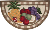 Nourison Fruit Washable Wedge Rug