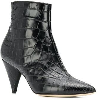 Polly Plume Patsy Kokko ankle boots