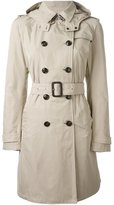 Woolrich classic trench coat - women - Polyamide/Polyester - M