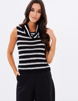 Oxford Lucy Striped Knit