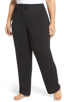 DKNY Plus Size Women's Stretch Modal Pants