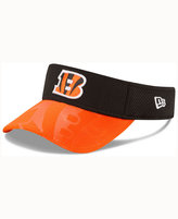 New Era Cincinnati Bengals Official Sideline Visor