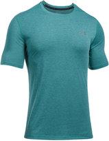 Under Armour Men's Threadborne Performance 3-Color Twist Short-Sleeve T-Shirt