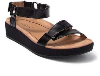 Vionic Kayan Platform Sandal - Wide Width Available