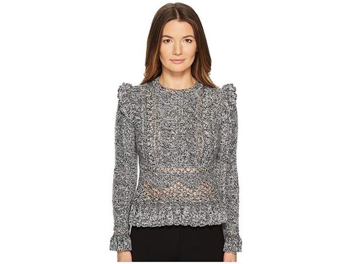 M Missoni Crochet Sweater Women's Sweater