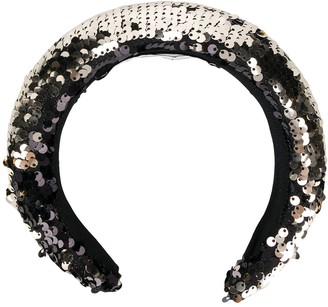 In The Mood For Love Sequin Embellished Headband