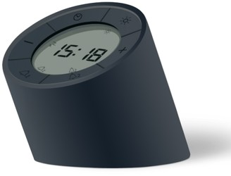 GINGKO Black Edge Alarm Clock