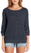 Michael Stars Women's Ripped Sweatshirt