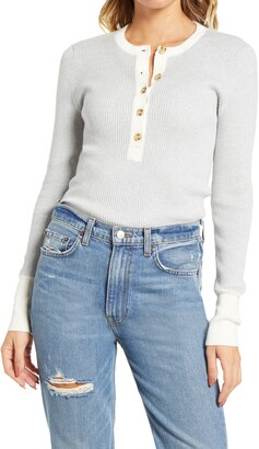 Faherty Ridley Henley Top