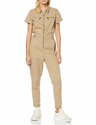 New Look Women's Percy Zip Jumpsuit