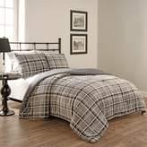 Simmons Beauty Rest 3-piece Casimir Plaid Comforter Set