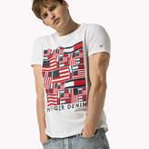 Tommy Hilfiger Iconic Flag T-Shirt