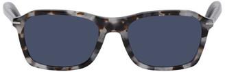 Christian Dior Blue BlackTie273S Sunglasses