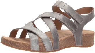 Josef Seibel Women's Tonga 37 Flat Sandal