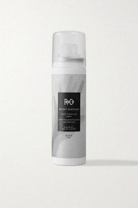 R+CO RCo - Bright Shadows Root Touch-up Spray - Black, 59ml