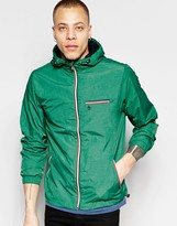 Original Penguin Lightweight Ratner Hooded Jacket