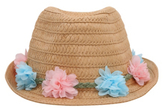 George Flower Trilby Hat