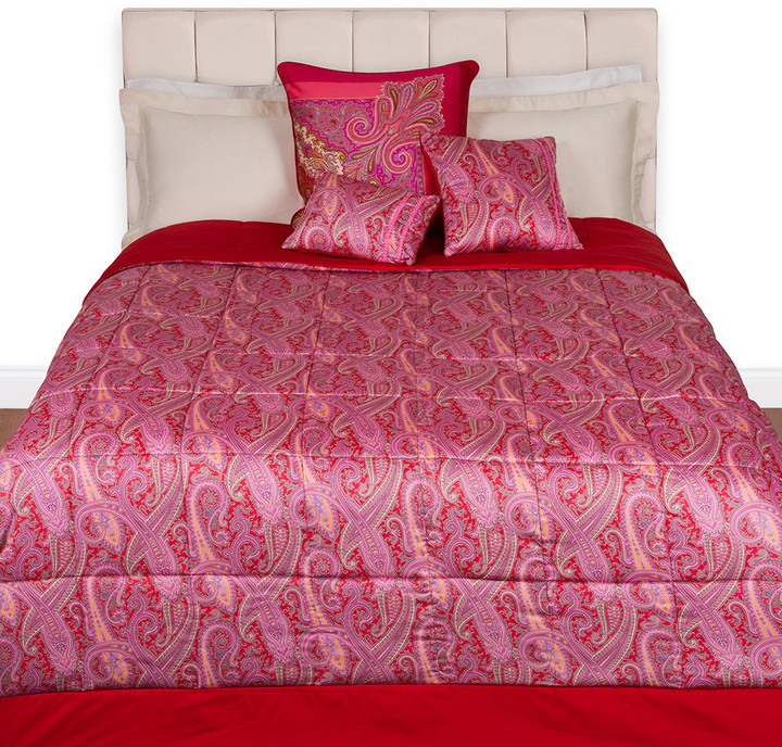Etro Caycedo Quilted Bedspread - 600